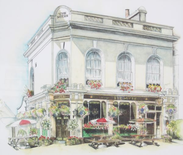 The Mitre, Richmond on Thames