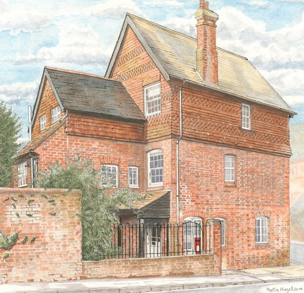 The Old Post Office, Witley, Surrey